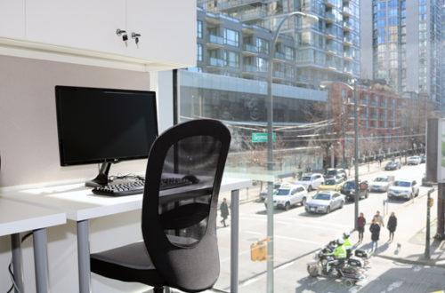 Smart Dedicated Desk
