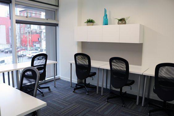 Premium coworking and shared work space