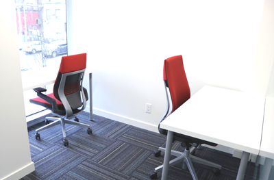 Premium shared office & co-working space